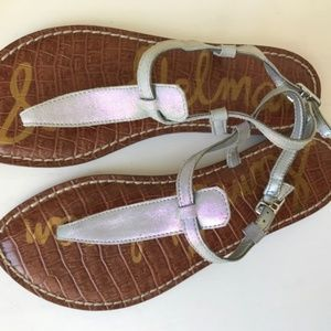 Sam Edelman Flip leather Thong Sandals New